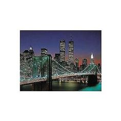 1bf420091e021 Total Price: $28.06 Ravensburger Puzzle, Brooklyn Bridge, Jigsaw Puzzles,  Manhattan, New