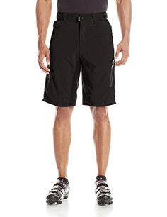 ZOIC Men's Ether Cycling Shorts, Black, Medium Learn more by visiting the image link.