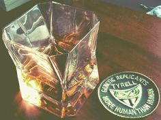 The Blade Runner #Whisky Tumbler is Genuinely Replicated trendhunter.com