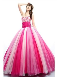Ball gown Quinceanera Dresses
