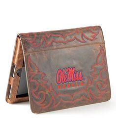Look at this #zulilyfind! Ole Miss Rebels Tablet Case #zulilyfinds