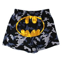 DC Comics Mens Cotton Boxer Shorts (S (28/30), Black Camo Batman) DC Comics http://www.amazon.com/dp/B00WRNJAFY/ref=cm_sw_r_pi_dp_pupvvb0XZ7KTG