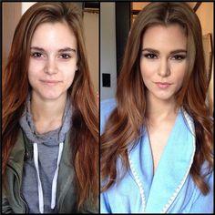 Pornstar make-up artist