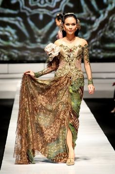 #Kebaya #AnneAvantie by misslowlaaa, via Flickr