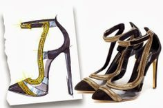 chaussures Antonio Berardi Rupert Sanderson