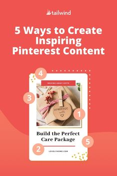 Use just 2 of these 5 design elements and watch your Pinterest engagement soar!