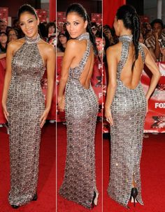 Randi Rahm 2011 Nicole Scherzinger The X-Factor