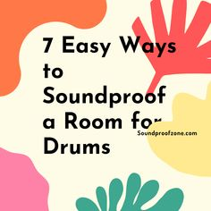 Easy Hacks to Soundproof a Room for Drums: If you live in a quiet neighborhood or have a kid in your house, you should try these hacks if you love drumming Drum Room, Easy Hacks, Arthritis Relief, Sound Proofing, Work From Home Moms, Marketing Ideas, Make More Money, Mom Blogs, Affiliate Marketing
