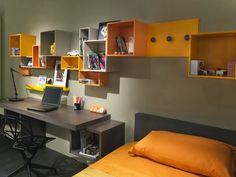 дневник дизайнера: Яркая и функциональная модульная мебель для детской комнаты Dearkids
