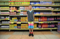 "Billboard 52-""Boy at Brighton Pound Store,"" Brighton, England -  Zoe Strauss Located at E Oregon Ave & Swanson St"