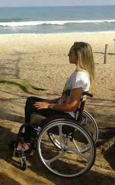 Wheelchairs, Athletics, Lady, Hot, People, Design, People Illustration, Folk
