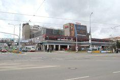 Tesco (formerly Prior) department store Brno, Czech Republic