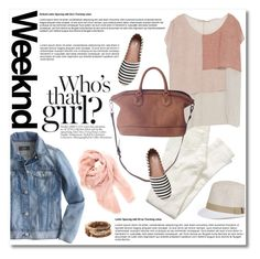 """Weekend style"" by galina-gavrailova ❤ liked on Polyvore"
