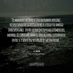 #océano #frase