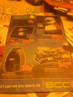 Het sterke aan deze brochure is dat ze suggesties geven voor kerst cadeaus