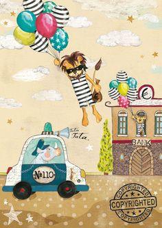 Superb Kinderbild Polizei A Poster Kinderzimmer