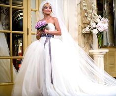 vera wang wedding dress from bride wars....i'd do anything for that dress.