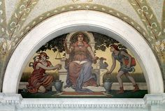 Glimpse of Law Series – Installment 2: The East Corridor Paintings | In Custodia Legis: Law Librarians of Congress
