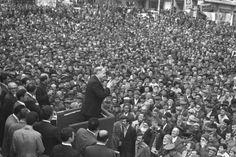 Necmettin Erbakan'ın az bilinen fotoğrafları Real Man, Istanbul, Islam, Dolores Park, Concert, Resin, Concerts