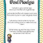 I love using my iPad in speech therapy but sometimes my kiddos forget the rules.  So I made the iPad Pledge to help remind them how to use handle t...