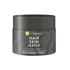 Have weak brittle slow growing hair and nails? Try hair,skin,nails from it works  Helps hair and nails grow faster, stronger, healthier. Safe for after chemo and male/female baldness. Also helps eyelashes grow fuller and longer Carebearwraps.myitworks.com