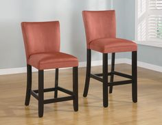 Bloomfield Stool - Set of 2 (Multiple Colors/Sizes) by Coaster - Truth In Craft