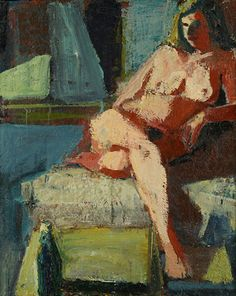 Nude Summer, 2005 | Oil on canvas | 60 x 48 inches