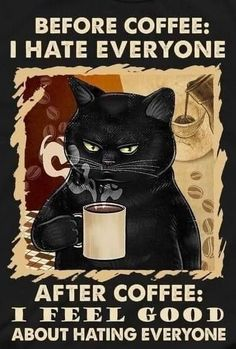 Cute Cats, Funny Cats, Funny Animals, Cute Animals, Cat Memes, Funny Memes, Hilarious, Funny Cat Quotes, Jokes