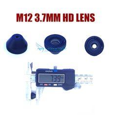 HD M12-3.7MM MINI Pinhole CCTV lens for cctv video surveillance camera CCD/CMOS/IPC/AHD IP Cctv Camera DIY Module Free shipping
