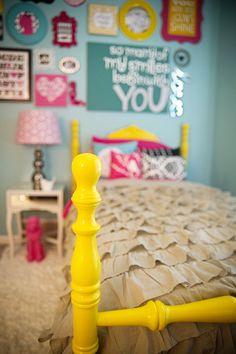 very cute little girls room