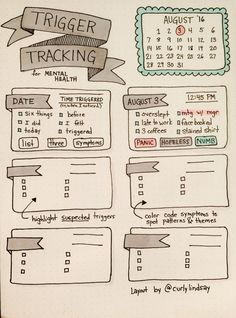 Recently someone in a BuJo (Bullet Journal) group I follow asked if there was a bujo layout to track mental health triggers. When her query had no response, I decided to draw on my own experience long-format journaling about my own triggers and develop a bullet journal style layout for tracking triggers. One element that... Continue Reading