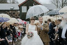 DIY Barn Wedding Scotland - Comrie Croft Wedding - Jem & Will - http://www.crazylilweddings.com Photograph by http://www.clairejulietpaton.co.uk/