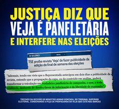 Por Dentro... em Rosa: O golpe de Veja na eleição de 2014