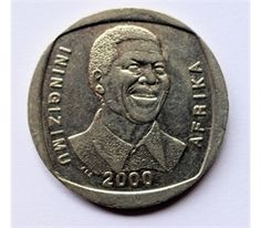 South Africa Commemorative issue Nelson Mandela 5 Rand 2000 EF Mintage only 2000 coins Rare Coins Worth Money, Valuable Coins, Sell Coins, Coin Worth, Coins For Sale, World Coins, Hindu Art, African History, Antique Shops