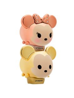 Shine Bright with the New Lip Smacker Golden Tsum Tsum Duo