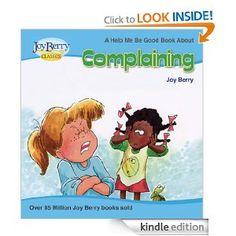 joy berry - complaining