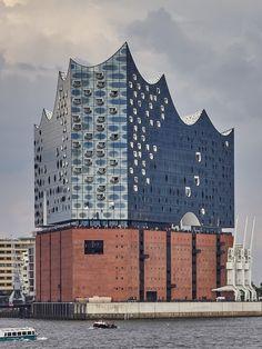 Die Elbphilharmonie in Hamburg Holiday Photos, Hamburg