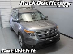 Rack Outfitters - Ford Explorer Thule Crossroad SQUARE BAR Roof Rack '11-'14*, $294.85 (http://www.rackoutfitters.com/ford-explorer-thule-crossroad-square-bar-roof-rack-11-14/)