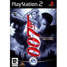 James Bond 007: Everything Or Nothing PAL for Sony Playstation 2/PS2 from EA Games (SLES 52005)