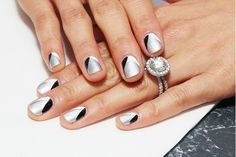 Weekend Mani How-To: