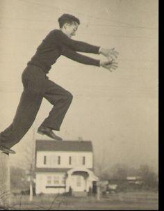 Vintage optical illusion