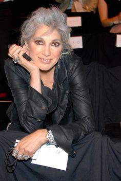 Lauren Ezersky, fashion commentator