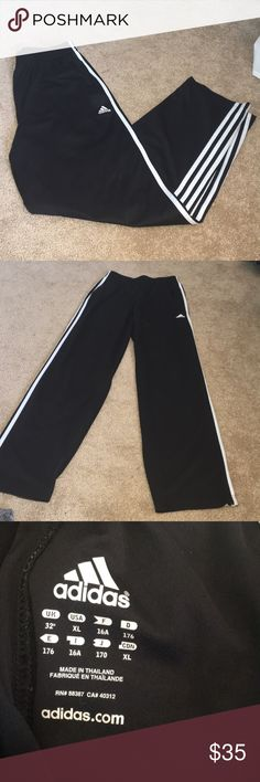 Men's Adidas Sweatpants Men's Adidas Sweatpants size XL.  Has never been worn, excellent condition Price is firm. adidas Pants Sweatpants & Joggers