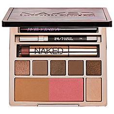 Urban Decay - Naked On The Run #sephora - newest but not wanting this. feels like the other Naked palettes recycled but good for one who wants a condensed version as well as the blush, etc (all in one)