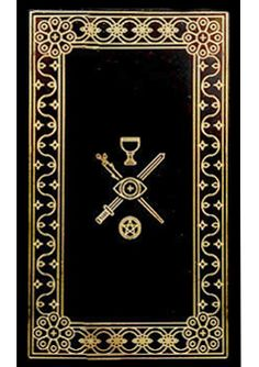 Golden Thread Tarot Deck