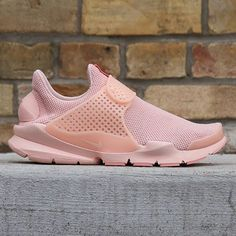 e94ab4a1e0 Nike Sock Dart Breathe Arctic Orange features a stretchy, lightweight knit  textile upper for a breathability that's fully dressed in Arctic Orange.