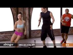 Sign up at: http://www.livestrong.com/stronger/faster/ EXPLOSION is STRONGER's 31-minute high intensity plyometrics workout created by LIVESTRONG and Nicky H...