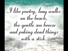 ha ha ha Crazy Aunt, Beach Walk, Deep Thoughts, I Laughed, Breeze, Laughter, Haha, Funny Quotes, Poetry