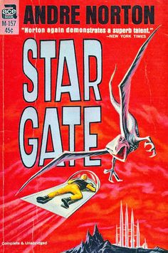 Star Gate - Andre Norton cover by Ed Emshwiller