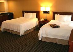 Hampton Inn & Suites by Hilton Toronto Airport Ontario, Canada - 2 Queen Studio Large